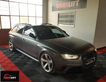 annonce_Audi RS4 V8 4.2L 450